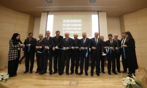 Dünyanın en büyük İslam Ekonomi ve Finans Merkezi açıldı