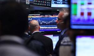 ABD hisseleri bankacılıkla yükseldi