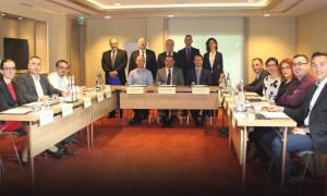 TBB'den Kosovalı bankacılara eğitim