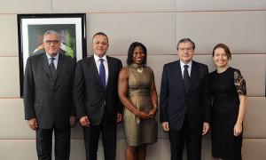 IFC ve EBRD Odeabank'a ortak oluyor