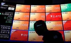 Avrupa borsaları İspanya hariç düştü
