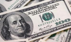 Doların düşüşü yüzde 1'i aştı