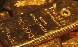 Altın, Draghi'nin konuşması sonrası bu ayın zirvesine yakın