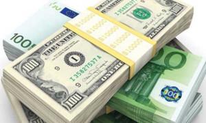 Euro/dolar bir ayın en düşüğüne geriledi
