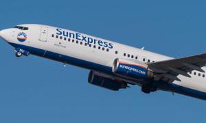 SunExpress 5 uçak kiralıyor