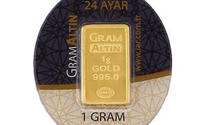 Gram altın dolar karşısında eridi!