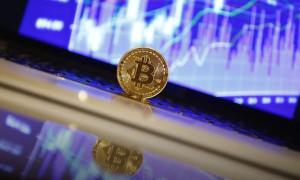 Bitcoin sert düşüşte
