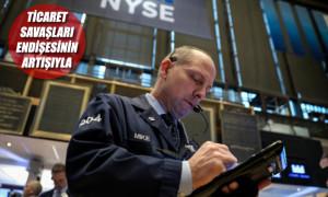 New York borsası sert düşüşle günü kapadı