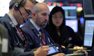New York borsası ticaret savaşları endişesiyle sert düştü