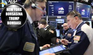 Dow'da son 26 ayın en büyük haftalık kaybı