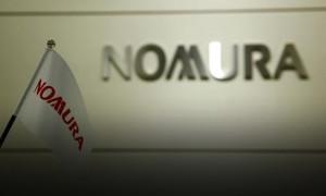 Nomura'nın geliri yüzde 63 düştü