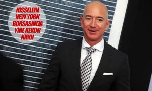 Amazon'un kurucusunun serveti 150 milyar doları aştı