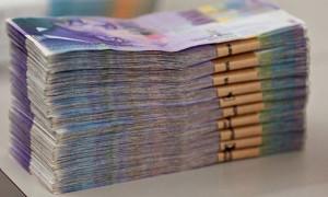 İsviçre Frangı değerini sürdürüyor