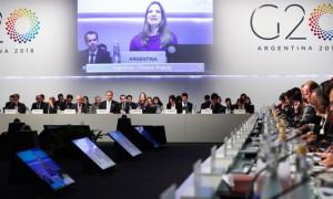 G20 Arjantin'de başladı