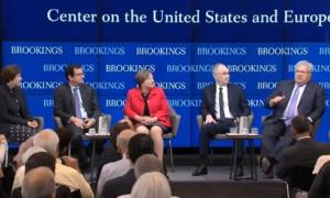 Brookings Enstitüsü'nde TÜSİAD iş birliğiyle konferans