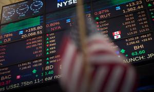 New York borsası yükselişle kapandı