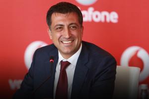 Vodafone Türkiye'nin başına Colman Deegan geldi