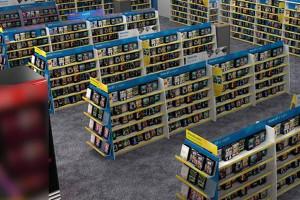 Blockbuster'tan geriye 1 mağaza kaldı
