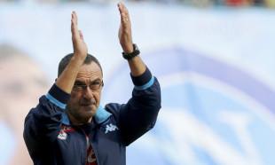 Napoli Teknik Direktörü Maurizio Sarri, Avrupa'nın gündeminde!