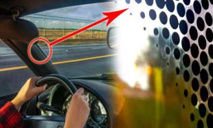 Araçların camlarında bu siyah noktalar neden var! Bunları biliyor musunuz?