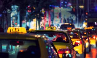 Böyle taksi hizmeti görülmedi