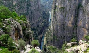 İşte Türkiye'nin en güzel 15 kanyonu