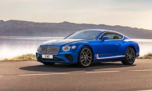 Yeni nesil Bentley...