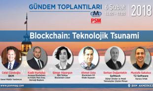Blockchain nasıl bir tsunami etkisi yaratacak?