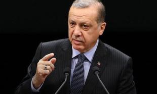 Erdoğan'dan skandal karara sert tepki