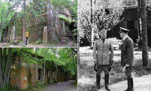 İşte Hitler'e suikast girişiminde bulunulan karargah