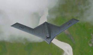 Çin 'uçan Kalaşnikof'u görücüye çıkardı