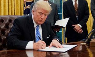 Trump'tan silah lobilerini kızdıracak imza