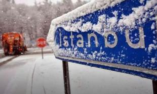 İstanbul'a kar uyarısı! Tarih verdi...