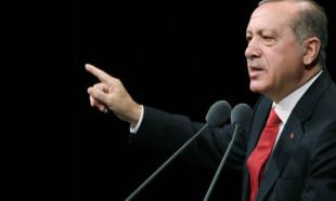 Erdoğan kimi işaret ediyor?