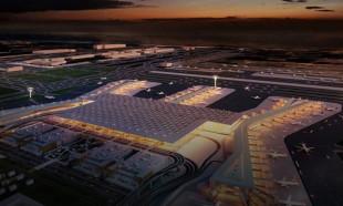 İstanbul Yeni Havalimanı'na 6 bin metrekarelik 'Lounge'