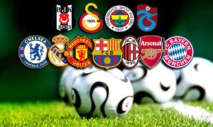 Dünya'ya müslüman futbolcular damga vurdu!