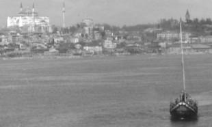 İşte arşivlerden çıkan 1958 yılı İstanbul görüntüleri