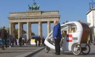Taksi yerine e-bisiklet