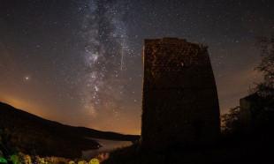 Perseid Meteor Yağmuru'ndan nefes kesen kareler