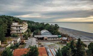 Karadeniz kıyısındaki gizli üs! 5 Numaralı Laboratuvar...