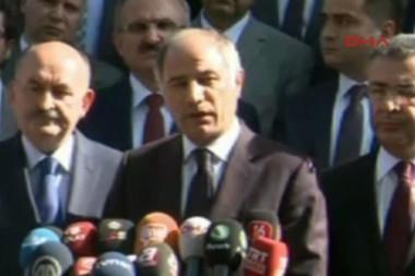İçişleri Bakanı Ala'dan patlama açıklaması