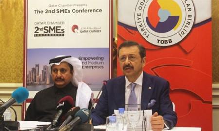 Katar'da 140 milyar dolarlık yatırım alanı var