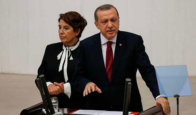 Cumhurbaşkanı Erdoğan Meclis açılışında