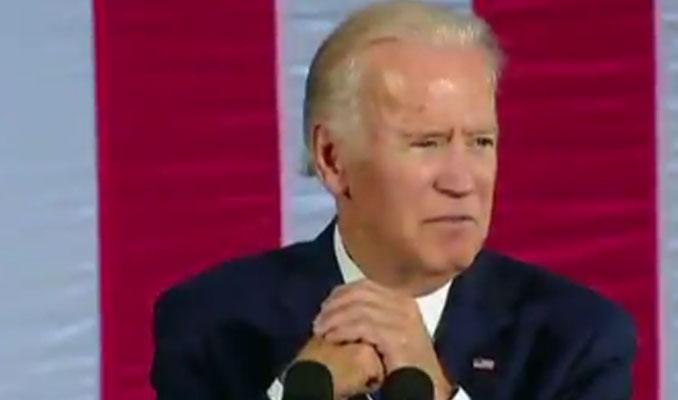 Joe Biden'dan Trump için şok sözler