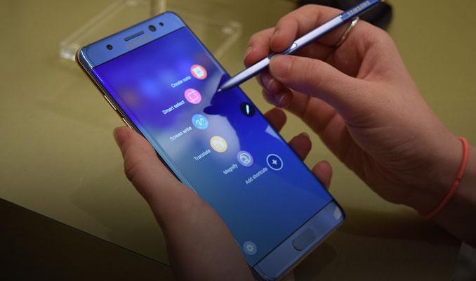 THY uçaklarda Galaxy Note 7'yi yasakladı