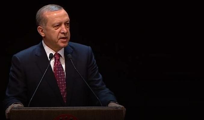 Cumhurbaşkanı Erdoğan'ın Afrin-Rakka hedefi