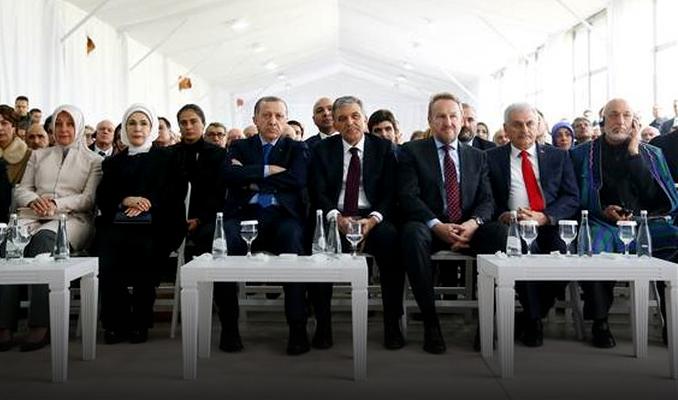 Abdullah Gül Müzesi liderleri buluşturdu