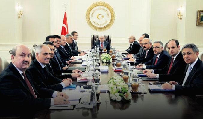 Başbakan Yardımcısı Veysi Kaynak'tan EKK kararları açıklaması