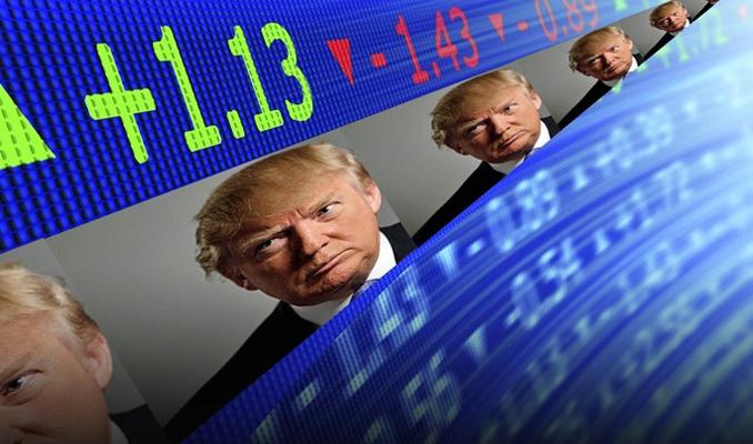 Trump  tweet attı piyasayı salladı!