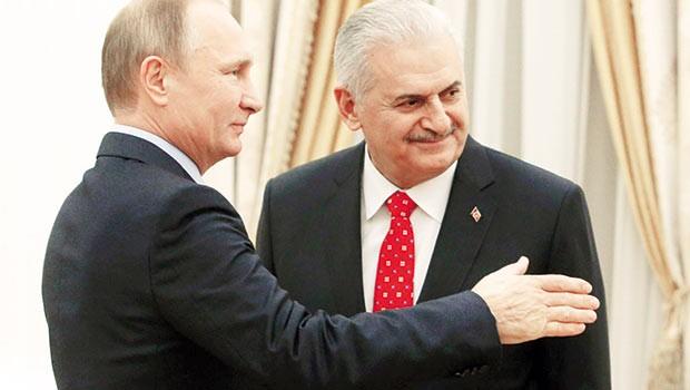 O görüşme sonrası merkez bankalarına TL-ruble talimatı